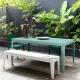 ZEF - banc de jardin