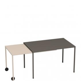 RAFALE - table extensible 120-235 cm