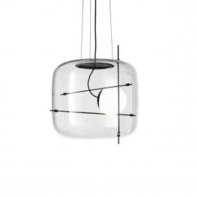 PLOT - suspension en verre soufflé diam. 40 cm