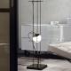 PLOT FRAME - lampadaire led avec verre soufflé