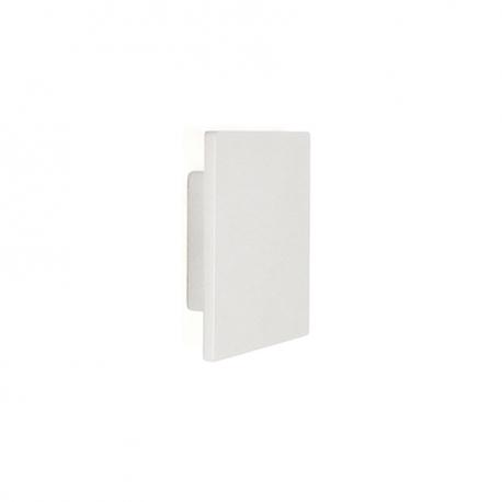 BRIWALL S - applique led carrée 15 x 15 cm