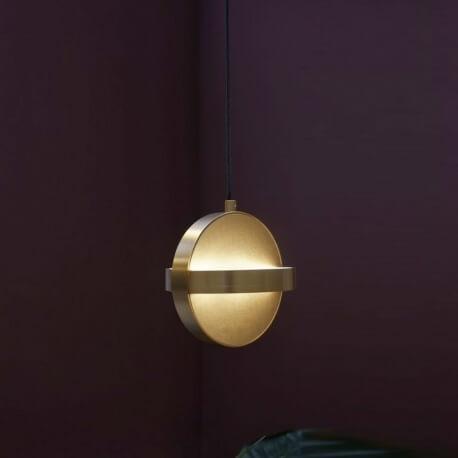PLUS - suspension led diamètre 18 cm