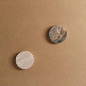 LANE - applique led rotative métal effet marbre