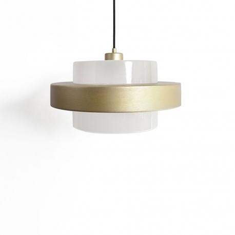 LIA - suspension en verre soufflé diamètre 40 cm
