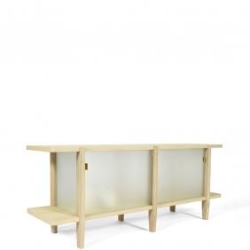 PAVILLON - cabinet en chêne