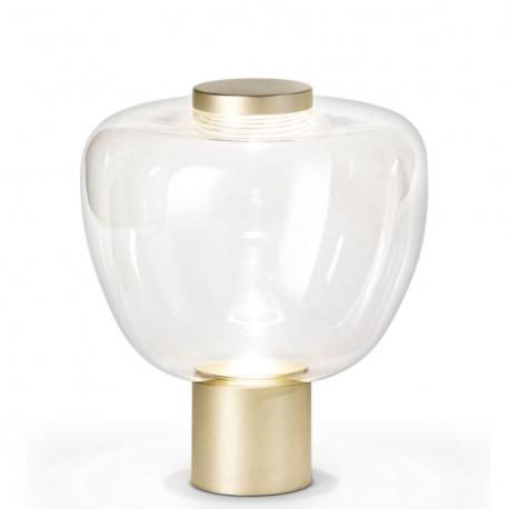 RIFLESSO LT 3 - lampe de table led en verre soufflé