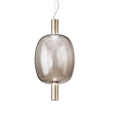 RIFLESSO SP 2 - suspension led en verre soufflé