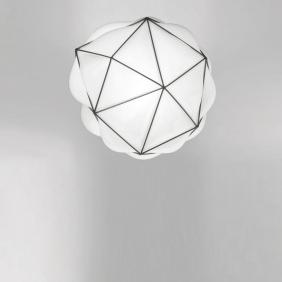 SEMAI - plafonnier en verre soufflé