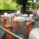 KONCORD - tabouret de bar en polyethylène