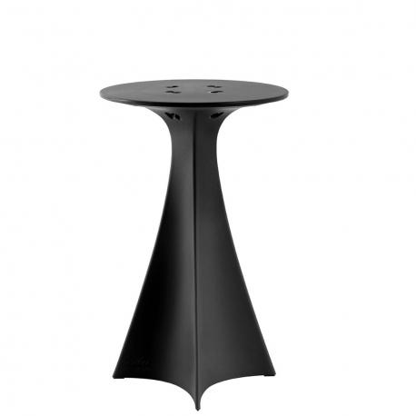 JET - table haute en polyethylène
