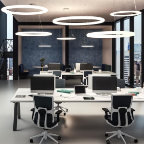 GIOTTO - suspensions géantes led