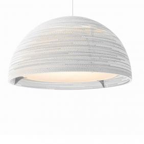 DOME - suspension xl en carton recyclé diamètre 92 cm