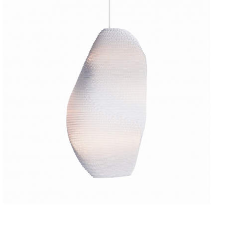 DENNY - suspension en carton recyclé H63 cm