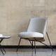 TINKER - fauteuil en chêne blanchi