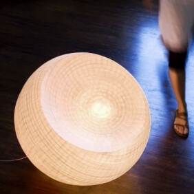 HEMISPHERE-lampeàposer