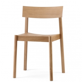 CITIZEN - chaise en chêne