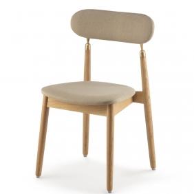 7.1CHAIR - chaise tissu Alana