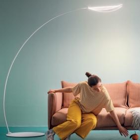 DIPHY - lampadaire led à variateur