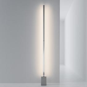 XILEMA - lampadaire led avec variateur tactile