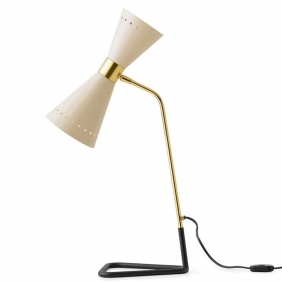 MEGAFONO - lampe de table led rotative