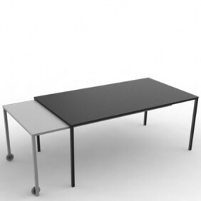 RAFALE - table extensible 180-320 cm