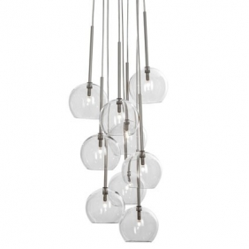 ICE CHANDELIER 9 - suspension