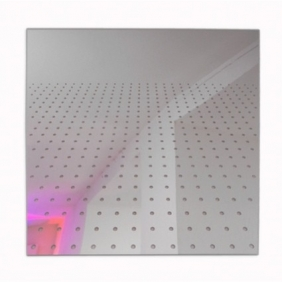 VISION - miroir 98 x 98 cm