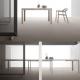 LIGHT - table extensible 1m20 à 4m20