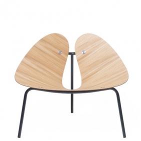 GINKO WOOD EJ 12 - fauteuil