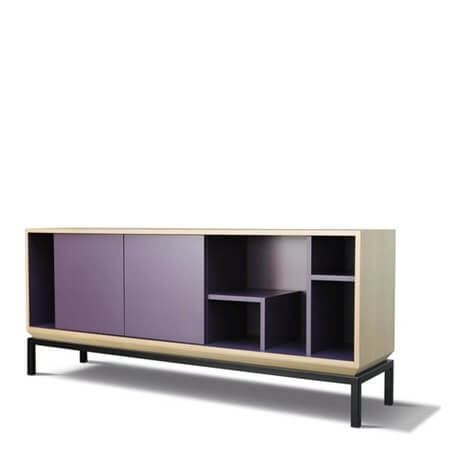 mycity buffet bas ch ne de laurent minguet par miiing. Black Bedroom Furniture Sets. Home Design Ideas
