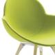 COOKIE - chaise tissu Kvadrat