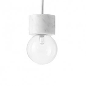 MARBLE LIGHT - suspension marbre