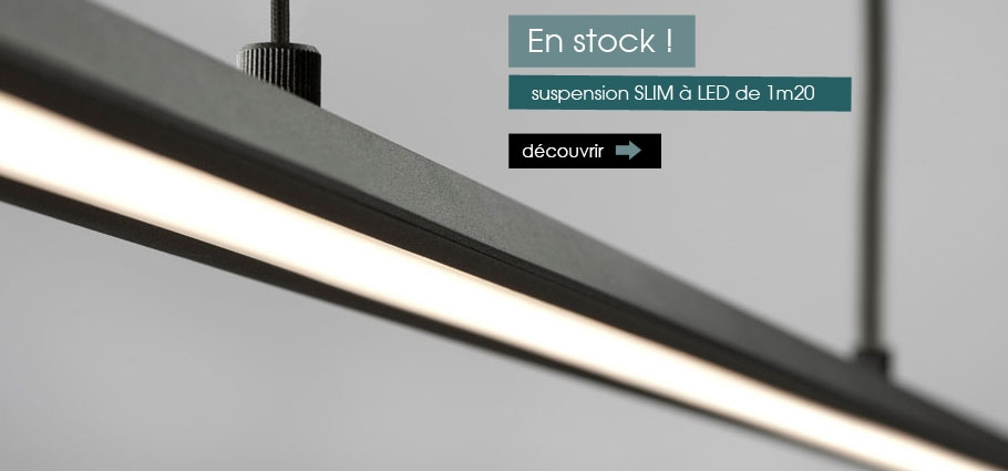 Suspension SLIM de light Point